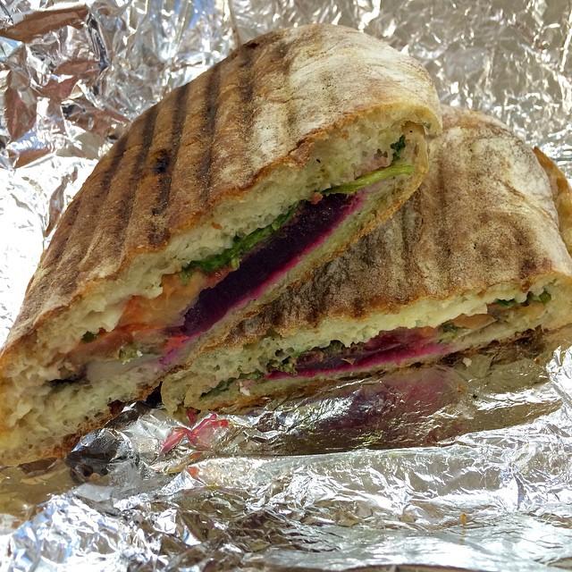BeetWich is the best 'wich #LunchToday #Iliketakingpicturesoffood